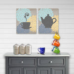 tea kitchen decor