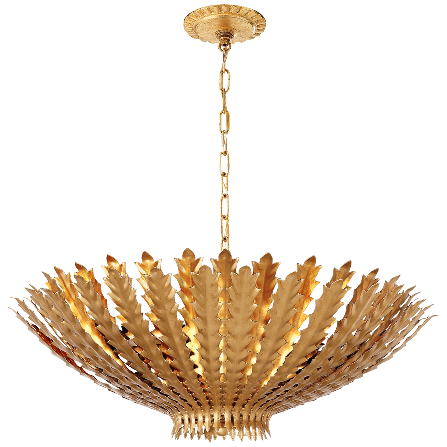 HAMPTON LARGE CHANDELIER - TABBY HOME