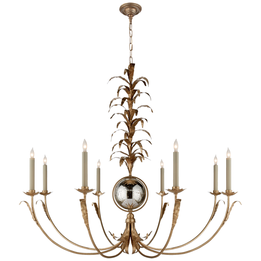 GRAMERCY LARGE CHANDELIER - TABBY HOME