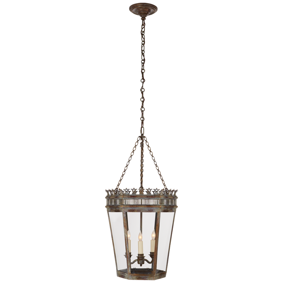 WARWICK MEDIUM LANTERN - TABBY HOME
