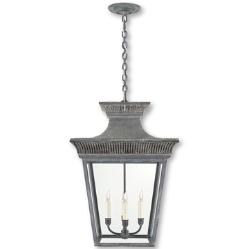 ELSINORE LARGE HANGING LANTERN - TABBY HOME