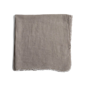 PERFECT DINNER NAPKINS IN TAUPE S/4 - TABBY HOME