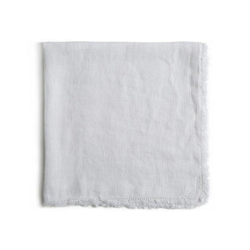 PERFECT DINNER NAPKINS IN WHITE S/4 - TABBY HOME