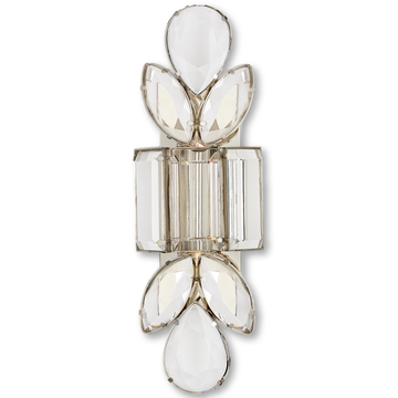 LLOYD LARGE JEWELED SCONCE - TABBY HOME
