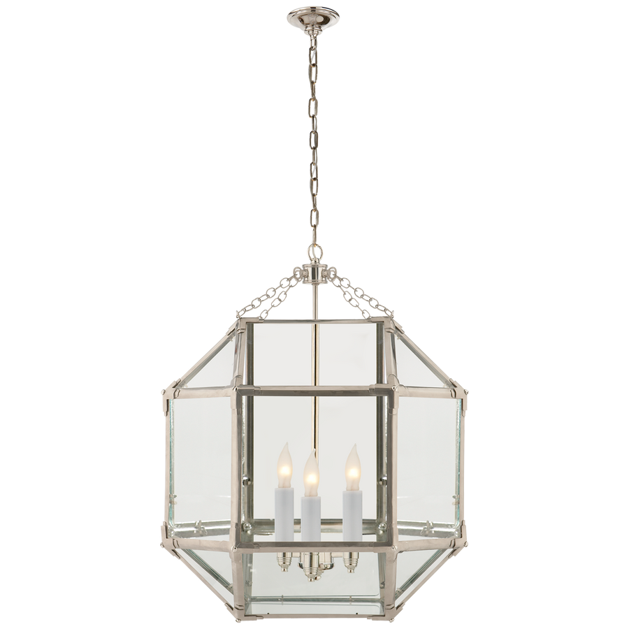 MORRIS MEDIUM LANTERN - TABBY HOME