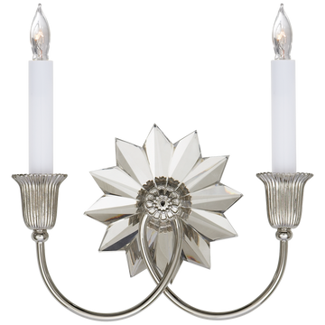 HUNTINGDON DOUBLE SCONCE - TABBY HOME