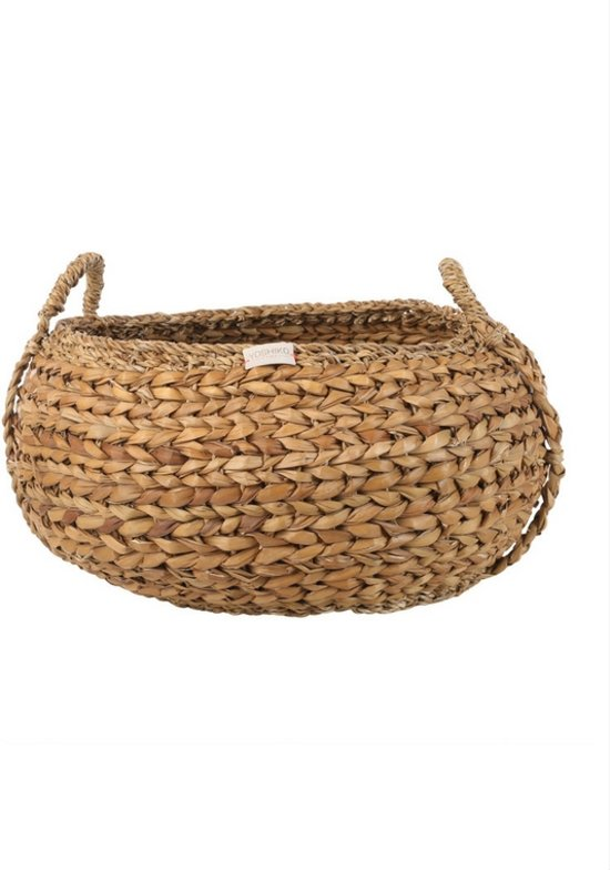 TIDES ROUND BASKET SET - TABBY HOME