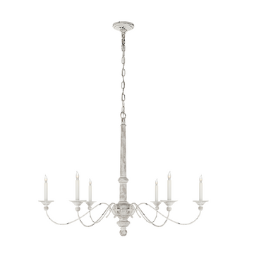 COUNTRY LARGE CHANDELIER - TABBY HOME