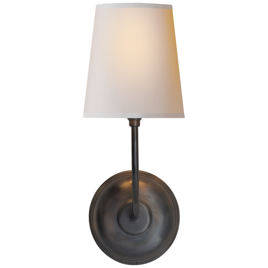 VENDOME SINGLE SCONCE - TABBY HOME