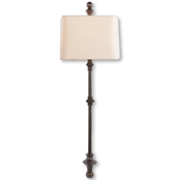 CAWDOR STANCHION WALL LIGHT - TABBY HOME