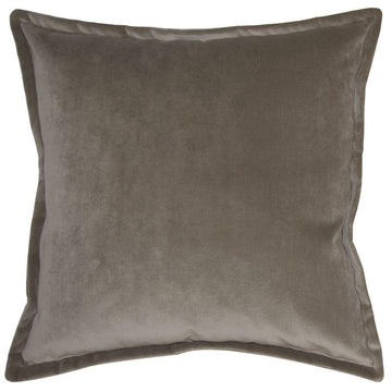 SHADOW VELVET PILLOW - TABBY HOME