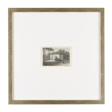 BIRTHPLACE ETCHING