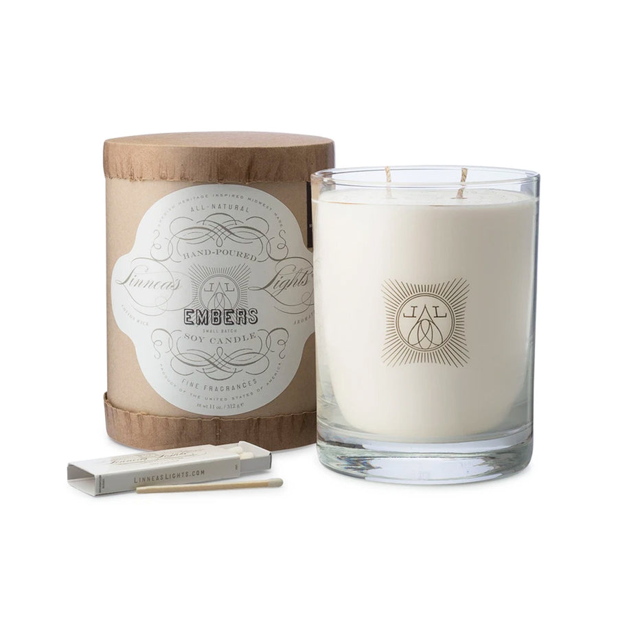 LINNEA'S LIGHTS CANDLE - EMBERS