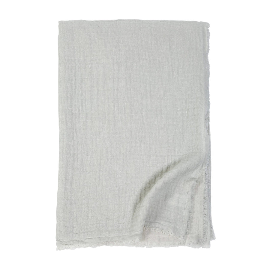EPWORTH OVERSIZED THROW OCEAN - TABBY HOME