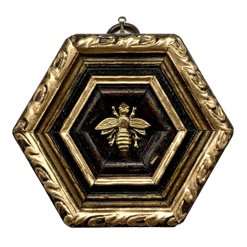 HEIRLOOM BEE - Painted Frame Napoleon Bee