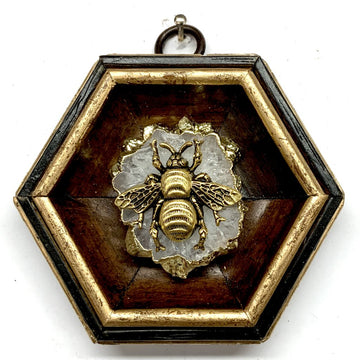 HEIRLOOM BEE- Quartz Bee