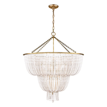 JACQUELINE TWO TIER CHANDELIER
