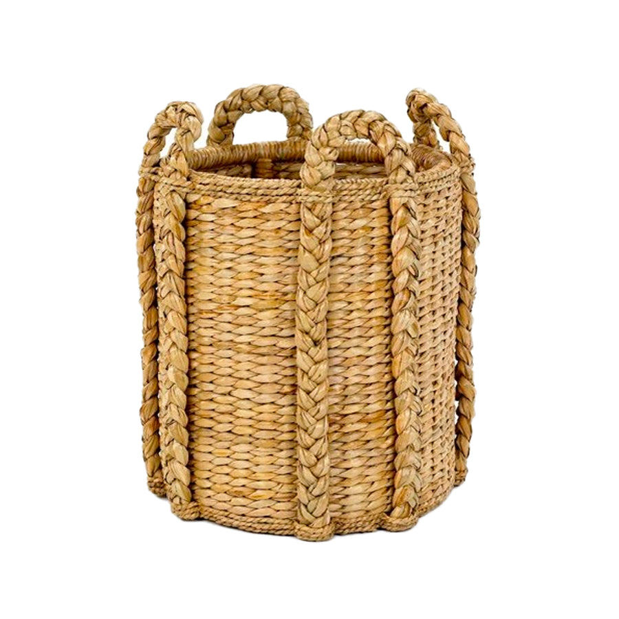 LAURIE LOG BASKET