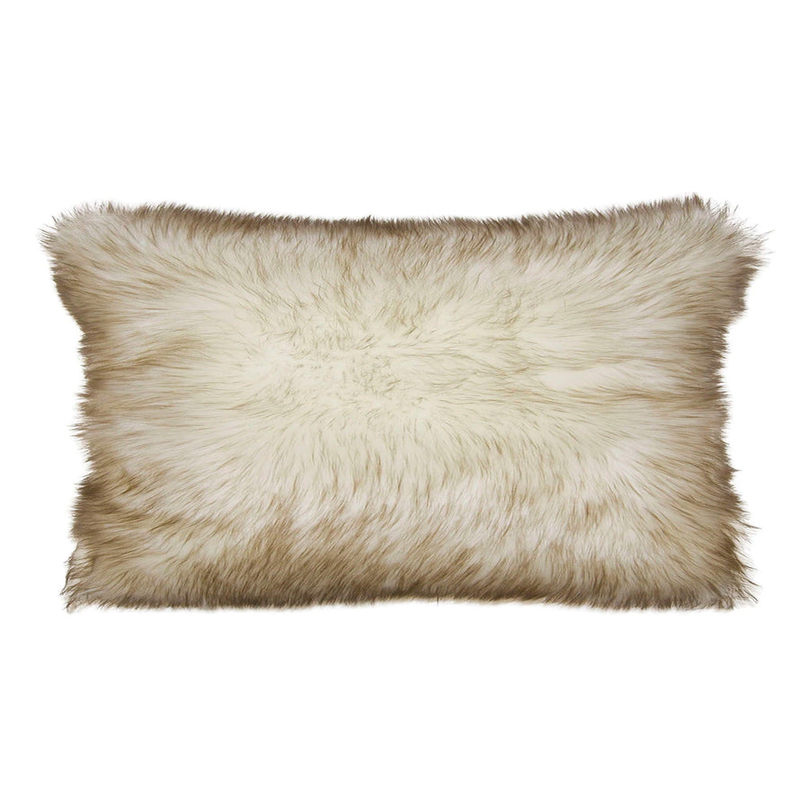 STARLET FAUX FUR PILLOW