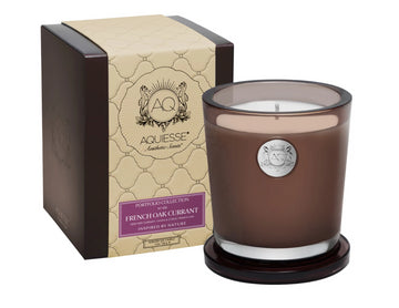 AQUIESSE SOY CANDLE GIFT BOX | FRENCH OAK CURRANT - TABBY HOME