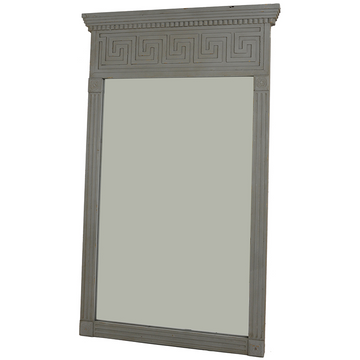 LETOURNEAU MIRROR GREY - TABBY HOME