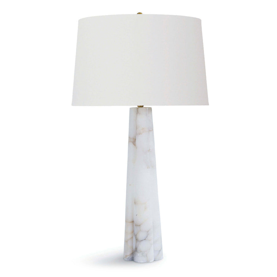 TABITHA ALABASTER TABLE LAMP