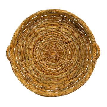 WHIGHAM SCHOOLHOUSE ROUND TRAY