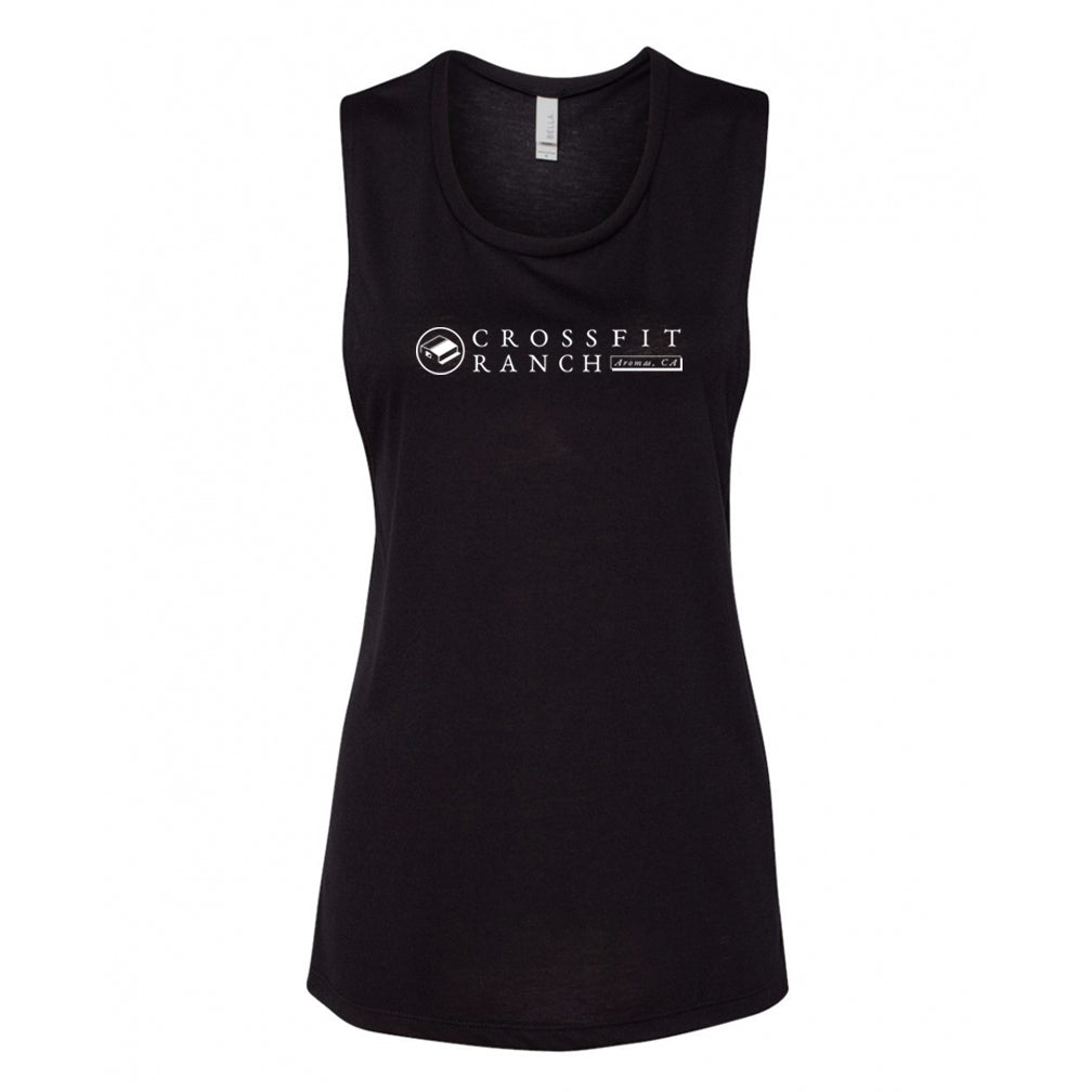 CrossFit Ranch Womens Staple Muscle Tank