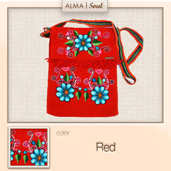 P04d- Cantuta Crossbody Purse Adjustable