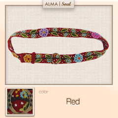 B01c - Daisy Belt for Girls