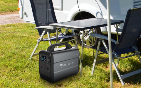 Image of Bluetti AC100 1000Wh/600W Portable Power Station