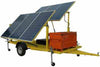 1.8 KW  Solar Power Generator - 120V Output - (6) 300 Watt Panels - Completely Solar No Fuel Needed