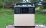 Image of MAX OAK Bluetti 400Wh/300W Portable Power Station -EB40