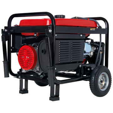 Image of DuroStar DS5500EH 5500-Watt Electric Start Dual Fuel Hybrid Portable Generator