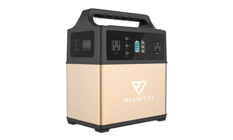 MAX OAK Bluetti 400Wh/300W Portable Power Station -EB40