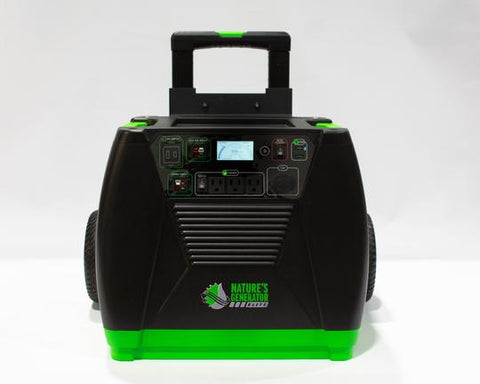 Image of Nature's Generator Elite 3600 Watt