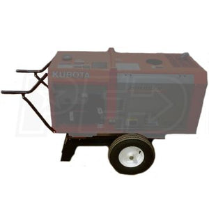 Kubota Wheel Kit For GL 7000 & GL 11000 Portable Diesel Generators