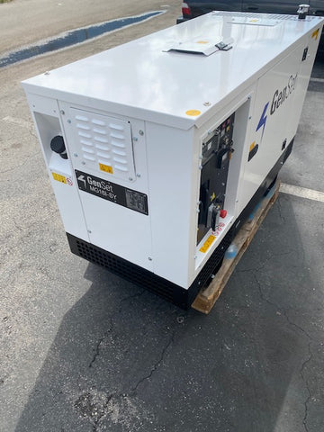 Image of GENSET 13,600 WATT DIESEL GENERATOR - MG 16 I-SY