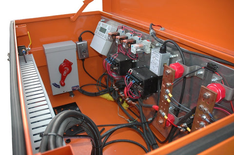 Image of 1.8 KW  Solar Power Generator - 120V Output - (6) 300 Watt Panels - Completely Solar No Fuel Needed