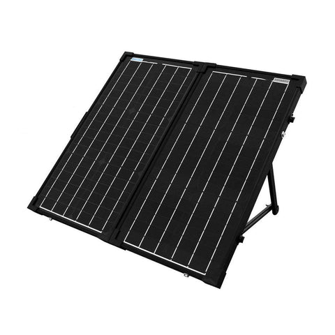 Image of 60W Foldable Solar Panel Kit with 10A Charge Controller