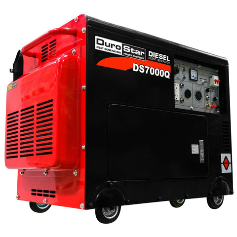 Image of portable generator