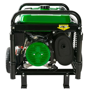 DuroMax XP4850EH 4850 watt Dual Fuel Hybrid generator w/ Electric Start