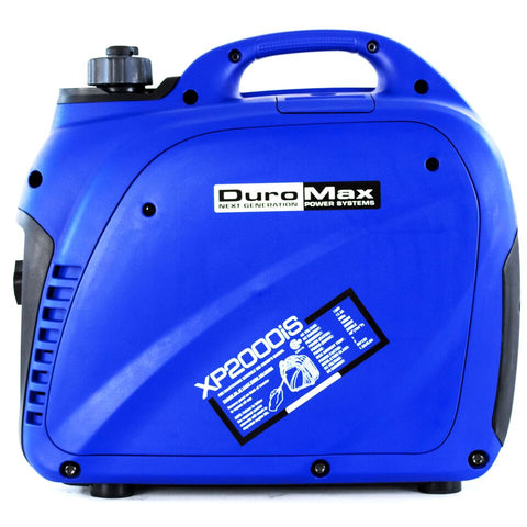 Image of DuroMax XP2000iS 2000 Watt Digital Inverter Gas Powered Portable Generator