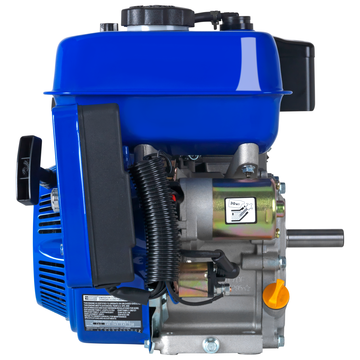 Image of DuroMax 7 Hp., 3/4'' Shaft, Recoil/Electric Start Engine