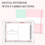 Digital Planning Starter Bundle Digital Notebook