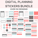 Digital Planning Starter Bundle