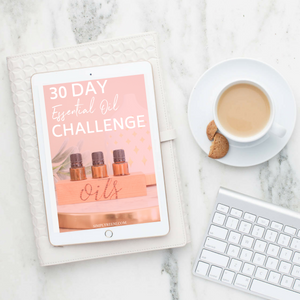 30 Day Essential Oil Challenge
