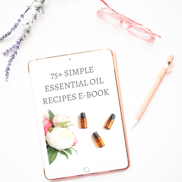 75+ Simple Essential Oil Recipes