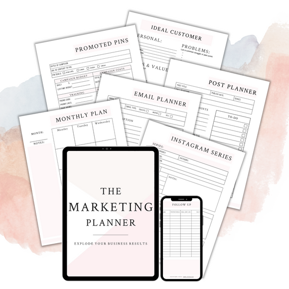 The Marketing Planner