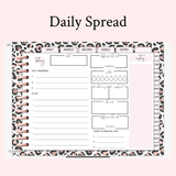 Undated Digital Planner Daily